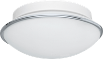 Wall light on the ceiling Eglo Dolly, 60 W, IP44