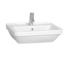 Washbasin Vitra S50 65x48.5 cm, taphole in the middle